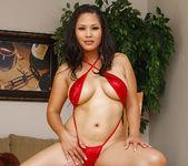 Jessica Bangkok Acts Shy 6