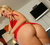 Austin Taylor and Sara Jay Stop By for a Threesome 13