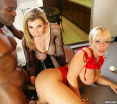 Austin Taylor and Sara Jay Stop By for a Threesome 23