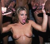 Katja Kassin, Jackie Moore, and Britney Madison Gang Bang 9