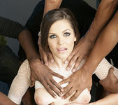 Bobbi Starr Fucks, Sucks, and Does Anal in a Gang Bang 7