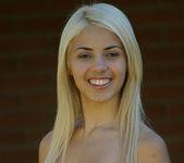 Priscila - Blonde Latina Gets Naked for the Fans 7