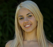 Priscila - Blonde Latina Gets Naked for the Fans 11