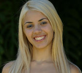 Priscila - Blonde Latina Gets Naked for the Fans 13