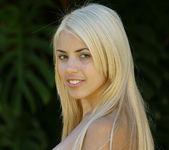 Priscila - Blonde Latina Gets Naked for the Fans 25