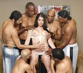 Emma Cummings - Chubby Sweetheart Loves to Gang Bang 24