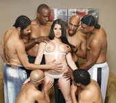 Emma Cummings - Chubby Sweetheart Loves to Gang Bang 25