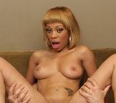 Melrose Foxxx's Eager Ebony Bottom 30