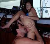 Alex Dane is Cumming Aboard 3