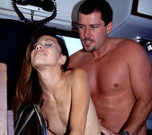Alex Dane is Cumming Aboard 11