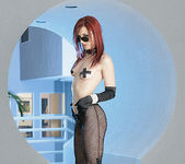 Alexa Mai and Vanessa - Bad Girls Getting Kinky 8