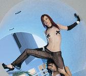Alexa Mai and Vanessa - Bad Girls Getting Kinky 16