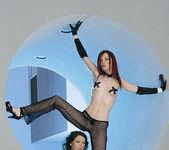 Alexa Mai and Vanessa - Bad Girls Getting Kinky 17
