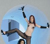 Alexa Mai and Vanessa - Bad Girls Getting Kinky 18