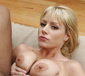 Velicity Von Milks them All - Blowjob Gang Bang 20