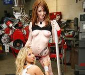 Ashley Jensen and Nikki Rhodes - Lesbian Pit Stop 20