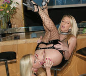 Strap Ons and Anal for Ten Lesbian Pornstars 23