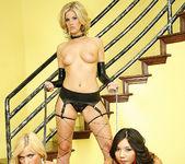 Fayth DeLuca, Mckenzie Miles, Keeani Lei - Lesbian Threesome 2