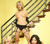 Fayth DeLuca, Mckenzie Miles, Keeani Lei - Lesbian Threesome 3