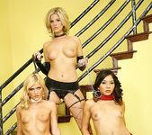 Fayth DeLuca, Mckenzie Miles, Keeani Lei - Lesbian Threesome 4
