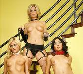 Fayth DeLuca, Mckenzie Miles, Keeani Lei - Lesbian Threesome 8