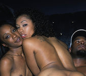 From Whet to Jada Fire - Ebony Threesomes 15