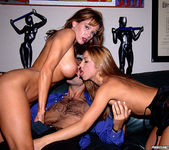 Allysin Chains and Nici Sterling - Threesome to Remember 10