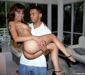 Charmane Star - Cute Asian Seduced by a Big Dick 8