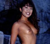 Leanni Lei - Cute Asian Gets a 2 on 1 2
