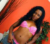 Ms Platinum - Ebony Tease Needs to be Pleased 4