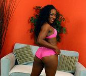 Ms Platinum - Ebony Tease Needs to be Pleased 24