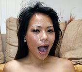 Miley Villa's Petite Asian Pussy on a Big Dick 30
