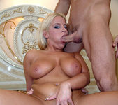 Lucy Love - Double Penetration 2 on 1 29