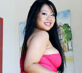 Kya Tropic - Chubby Asian Riding a Big Dick 3