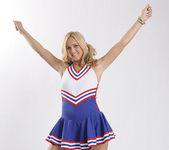 Ashley Abott and Missy Maze - Cheerleader Truth or Dare 11