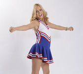 Ashley Abott and Missy Maze - Cheerleader Truth or Dare 16