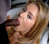 April Wet and Ready for Interracial with a Big Dick 11
