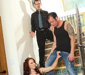 Cheyenne Jewel - Redhead Gets the Double-Time of Her Life 6