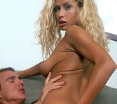 Vicky Sweet - Busty Blonde is Horny for Anal 21
