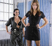 Roxanne Hall and Kara Price - Prison Play Time 26