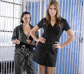 Roxanne Hall and Kara Price - Prison Play Time 27