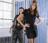 Roxanne Hall and Kara Price - Prison Play Time 28