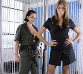 Roxanne Hall and Kara Price - Prison Play Time 29