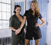 Roxanne Hall and Kara Price - Prison Play Time 30