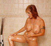 Brittany Blaze Gets Drilled Right Out of the Shower 23