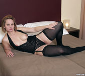 Magda the MILF Gets Her Interracial Fill 3
