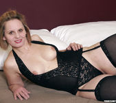 Magda the MILF Gets Her Interracial Fill 4