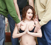 Tatiana Kush Hungry for a Mouth Full of Gang Bang 13