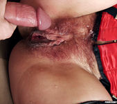 Eva the Hairy MILF Getting Boned 16