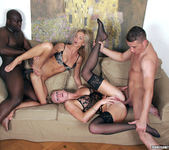 Cameron Angel and Ulrika in a Gang Bang 17